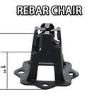 Rebar Spacer Support Plastic Rebar Spacers Promotional Plastic Rebar Spacer Support