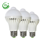 High quality Intelligent human Infrared Induction bulb 5 watt smd 5730 E27 led bulb lights