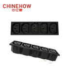 Chinehow 5p IEC C13 PDU Power Socket Universal Switch Outlet
