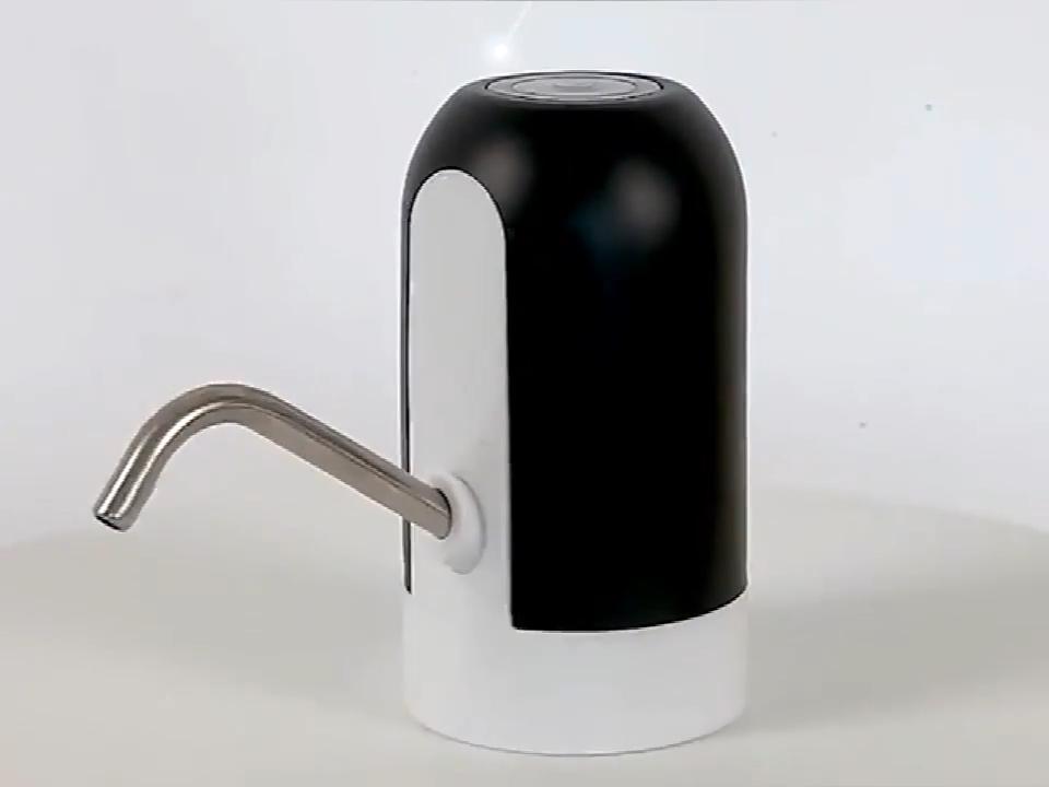 FUTRON encimera de plástico wireless 5 botella de galón dispensador de agua