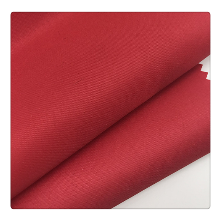 high quality recycled woven peach skin fabric wholesale