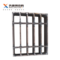 Selling well around the world stainless steel round grille steel grating