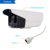 2019 New Simple H.265 4K 8.0MP IR Waterproof IP Camera