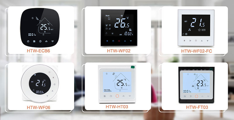 wifi Smart Thermostats