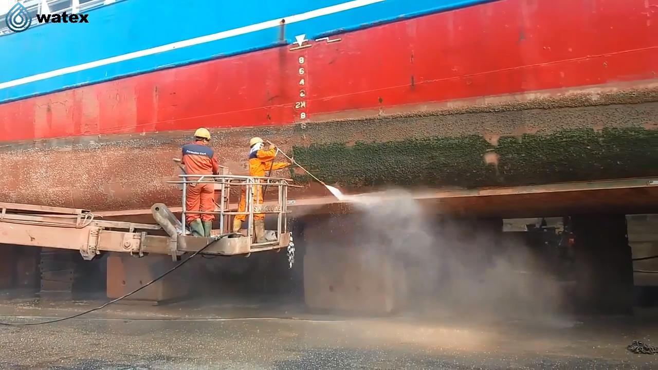 חשמלי דיזל בנזין droved גבוהה לחץ ניקוז צינור מים נקי סילון