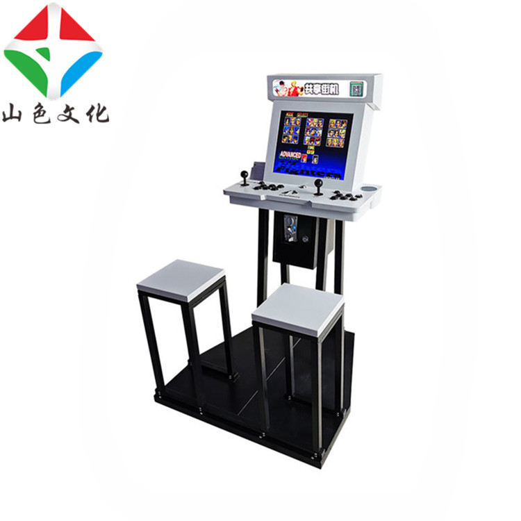 Trade Assurance Top Quality Coin Operated Machine Arcade Game Machine