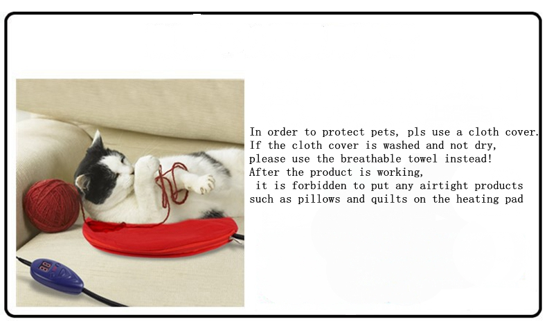 Best Quality large pet heating pad hot for pets pads dogs and cats