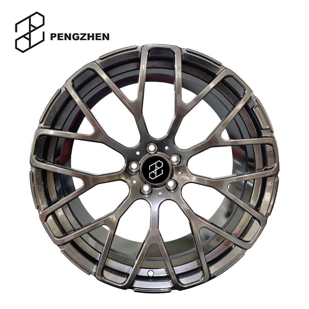 Improve forged special color wheel 18 inch for merced benz g class alloy wheel rim