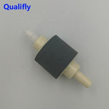 universal compatible original rubber rolloer pick up roller for hp inkjet printer 2035/2055/M401
