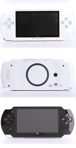 Large Screen Dual Rocker Handheld 32-bit Arcade Mini Handheld 3000 Game Console Mini Retro Console