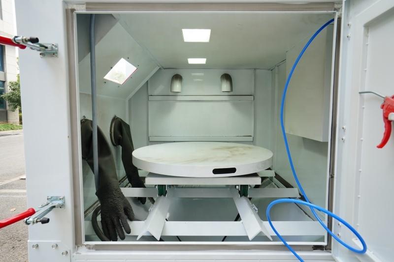 Kabinga Tasse /à caf/é r/éutilisable 1 l acier inoxydable Self Stirring Travel Mug m/élangeur automatique unisexe