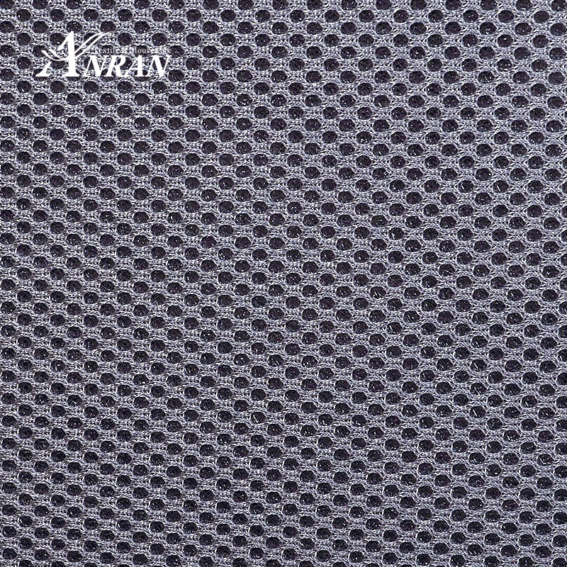 SGS Certificated Odm Breathable Comfort Polyester 3D Spacer Air Mesh Fabric Washable Babies Bed Pad Baby Mattress For Travel