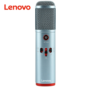 Lenovo UM10C PRO cell phone microphone  condenser microphone intelligent noise reduction microphone karaoke