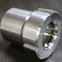 Non-standard Customized Flange Pipe Fittings of Stainless Steel Material