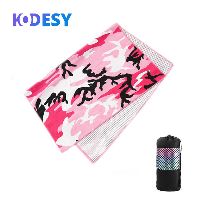 Soft Touch High Density Microfiber Exercise Towel  For Platies