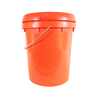 imported pp material bucket/pail/barrel for engine oil used