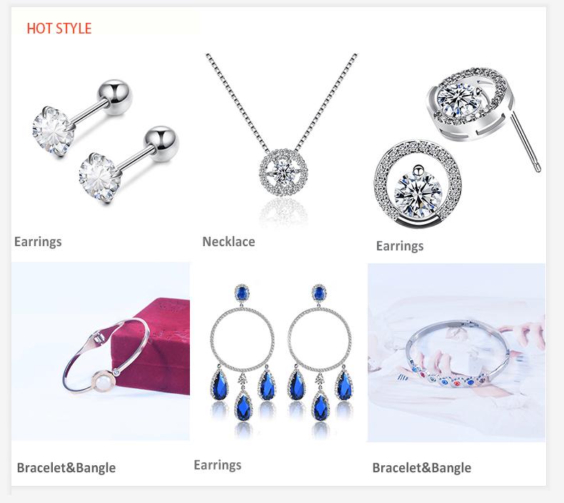 Оптовая продажа с фабрики Мода стерлингового серебра 925 цепи ювелирные изделия ожерелье