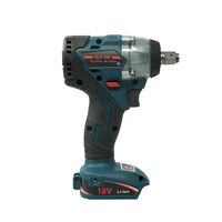 Electric spanner DC 18v tire torque impact wrench, suitable for Maki 18B li-ion battery