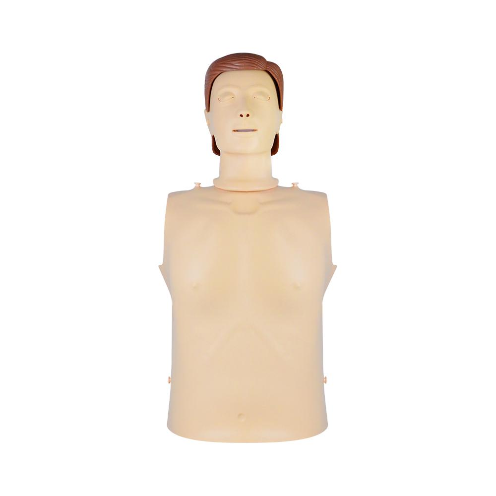 Medical CPR training adult half body manikin for sale & general doctor training