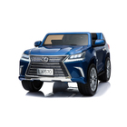 Licensed Lexus LX570 car children 12v kids electric baby ride on toy car power toys jeep