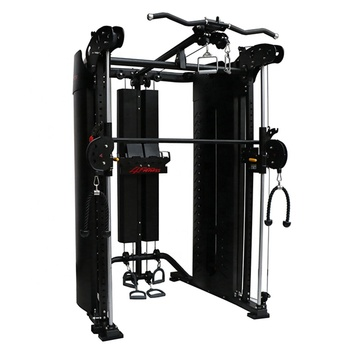 USA commercial multi functional trainer smith machine gym fitness equipment