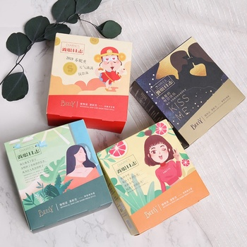 five kinds fragrance men and women eye heat patch herbal sleep mask
