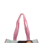 Opp Shopping Tote Chiterion Recyclable PP Nonwoven Matte OPP Film Lamination Cosmetic Grocery Supermarket Mall Fruit Durable Shopping Tote Bag
