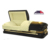 ANA funeral supplies American Style luxury dome coffin solid Bronze Casket