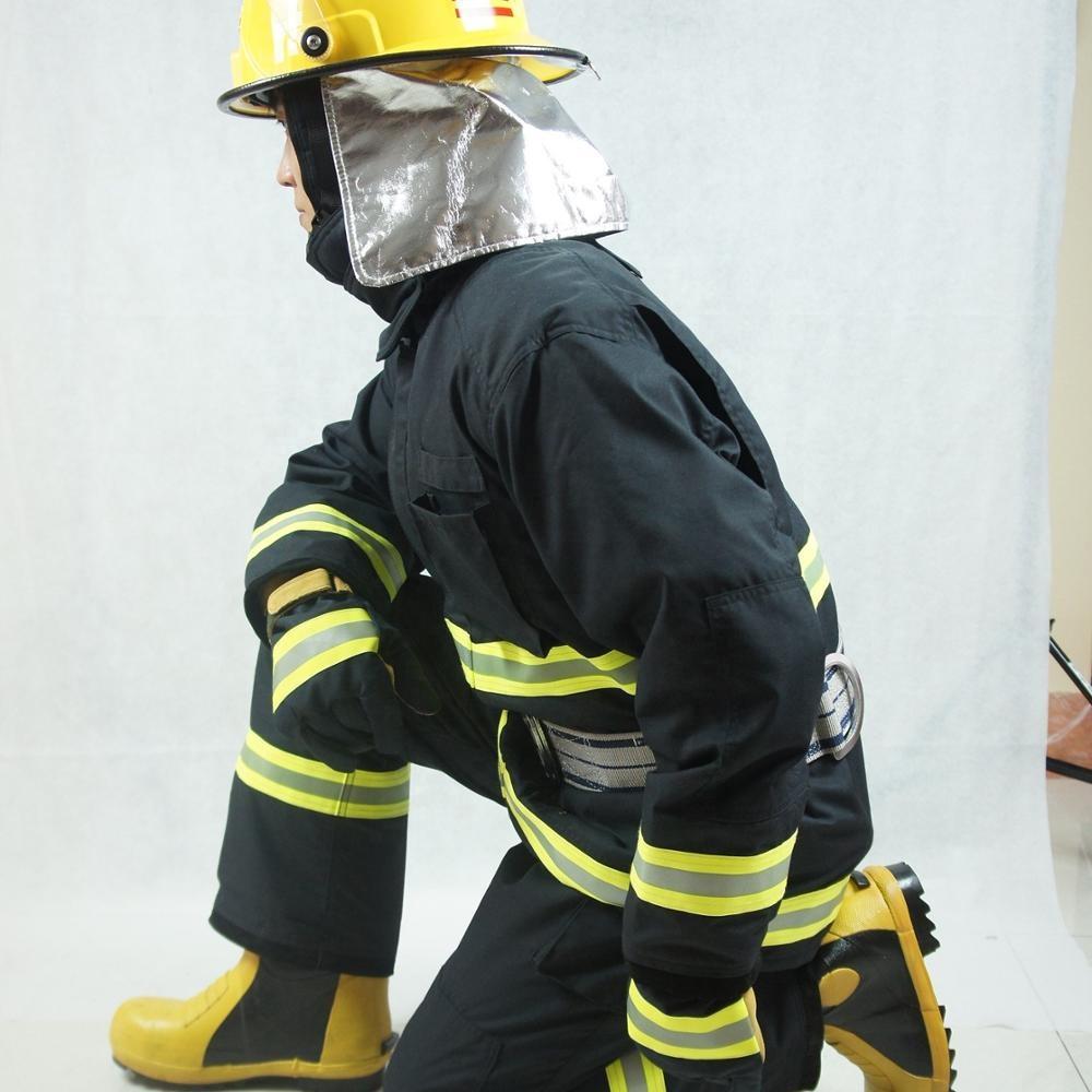 EN CE ISO certified marine Firefighter Turnout Gear Bag