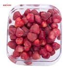 Export Standard High Grade Good Price IQF Frozen American Strawberry Grade AB