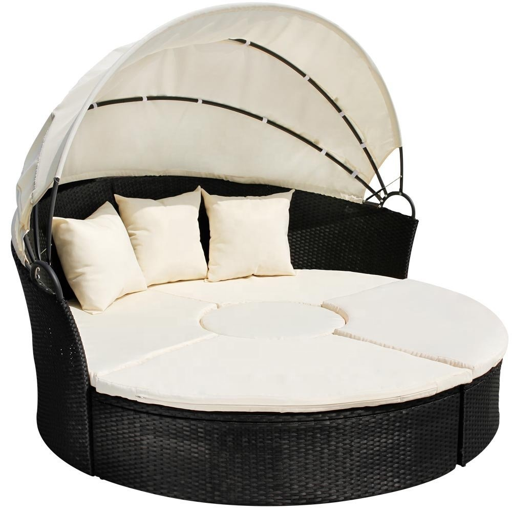 - Hot Sale Chesterfield Classic Italian Chaise Lounge,Outdoor Round