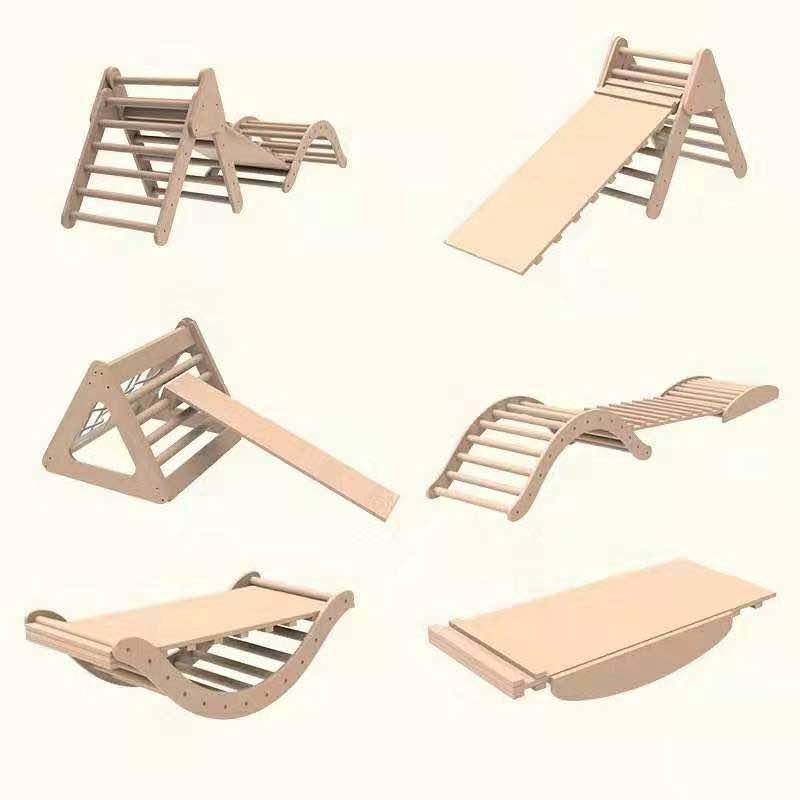 Baby Klettern Spielzeug Kinder Indoor Dreieck Klettern Gym Rahmen Vorschule Möbel Klettern Spielzeug Pikler Dreieck Rahmen