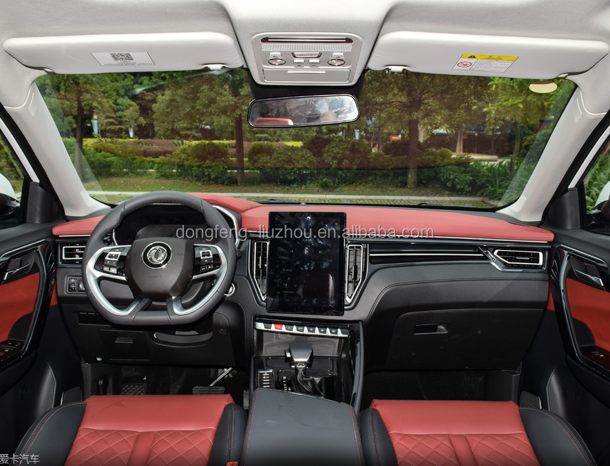 big sale and new design dongfeng fengxing T5 car suv/suv car with new cars coches for discount