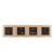 Custom Switch Control Panel Connected Fashionable Design Hotel Wall Switch Socket
