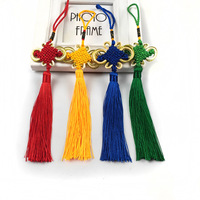 Hot Sale Lunar New Year Decoration Tassels Chinese Knot