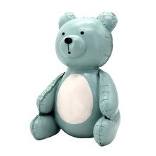 Hermoso polyresin arte animal oso de peluche decoración interior <span class=keywords><strong>escultura</strong></span>