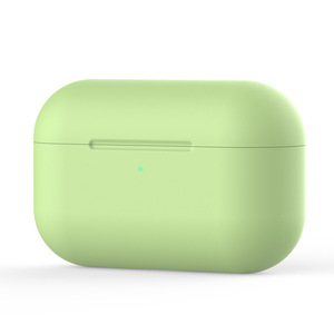 2019 Soft Silicone Protective Case for Apple Airpods Pro 3 Case Cover Airpod Pro Accessories Wireless Charging Skin