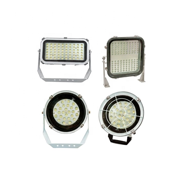 marine boat LED portable flood spot search light 15000lm 100W 120W 6500K