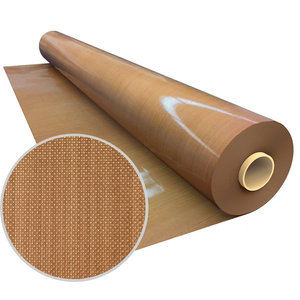 High quality PTFE silicone coated glass fiber fabric