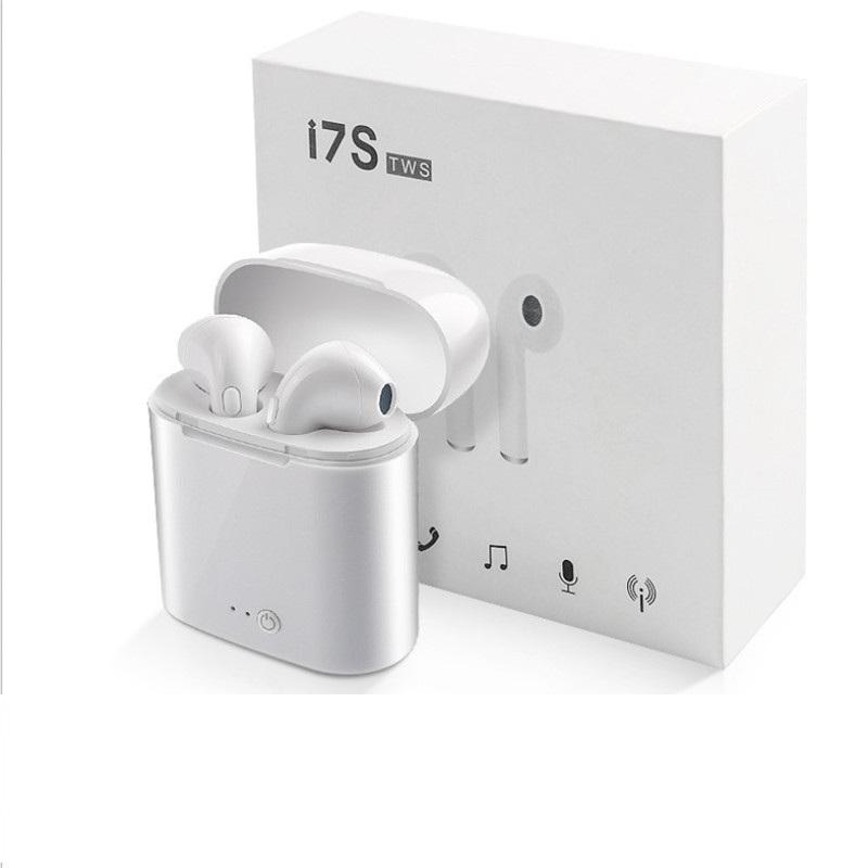 I7s tws kopfhörer Mini Bluetooth Kopfhörer tws ohrhörer Sport Cordless Headsets mit tws kopfhörer
