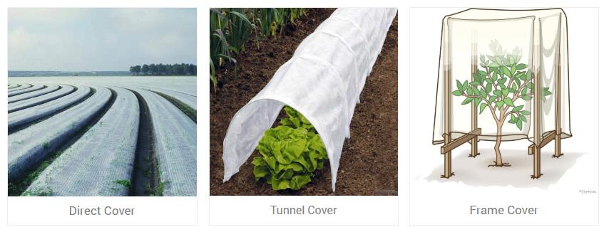 Lowes Winter Vegetable Garden Orchard Plant Frost Protection Guard Cover Netting Cloth Fabric Roll Blanket For Farming Plants