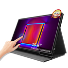 Repair [ Monitor Inch Lcd ] Usb Monitor 15.6 Sibolan Usb C Portable Monitor For Gaming 15.6 Inch Ips Hdr 1080p Full Hd Usb Powered Touch Screen LCD Slim Monitor