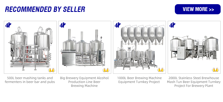 Micro home beer brewing equipment for homebrew