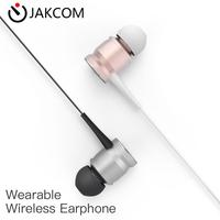 JAKCOM WE2 Smart Wearable Earphone 2018 New Product of Earphones Headphones like ear phones digital fm radio wireless earbuds