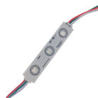 3 leds 0.72w full color rgbw edge sign ce rohs 5050 smd module led light box rgb led module