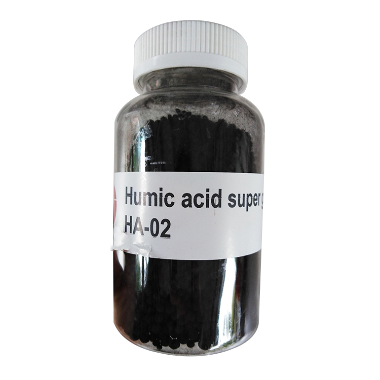 Organic soil improver Humic acid big granular leonardite