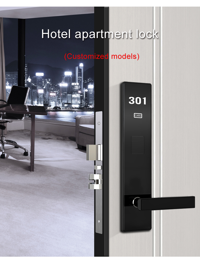 In số phòng lên khóa theo yêu cầu khách hàng