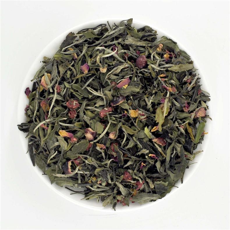 best tea red pomegranate flavoured white tea cranberry rose petals supplier natural flower bag tea leaves fruit - 4uTea | 4uTea.com