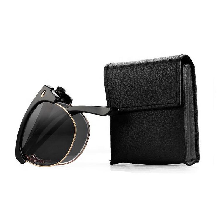 folding sunglasses design reading glasses combine sunglasses with case one set blocking blue glasses light reading glasses