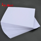 FCL wholesale 70g office paper A4 copy paper pure wood pulp anti-static printing white A4 paper for 70gsm